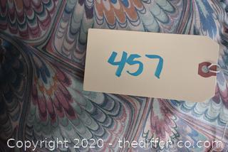 79 1/2in Ethan Allen Hide-a-Bed