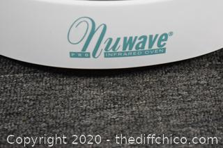 Working NuWave Oven w/Carry Case