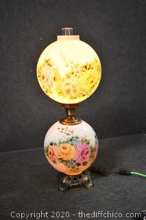 Collectible Gone with the Wind Working Lamp