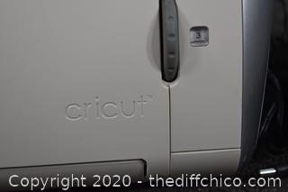 Cricut Machine - Powers Up