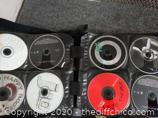 CD Case with CDS