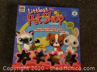 Littlest Pet Shop Game