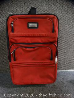 Rolling Suitcase 21X15
