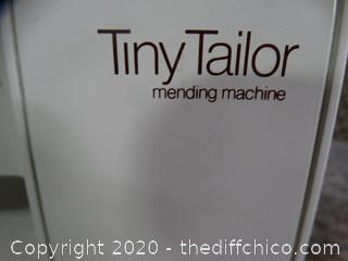Tiny Tailor Sewing Machine