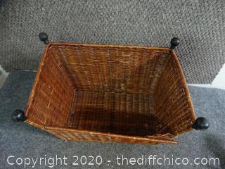Multi purpose Basket, Stool