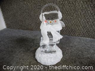 Snowman Decor
