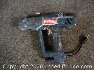Ryobi SSP 100 Paint Sprayer wks