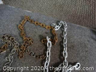 Chains With Ae2 Supra Lock