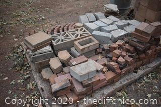 Lot of Bricks and More
