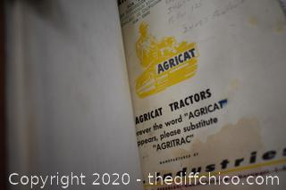 Agricat Tractor by Joost MFG