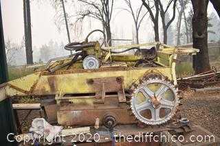 AgriCat Tractor