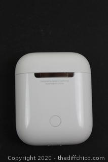 AUTHENTIC Apple AirPods Generation 2 with Wireless Charging Case