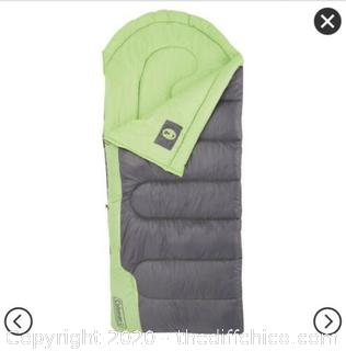 Coleman Raymer 40 Degree Sleeping Bag - Green/Gray