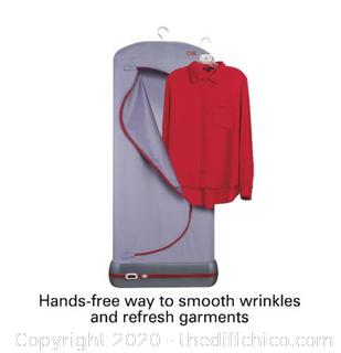 BRAND NEW Chi Easy Steam Fabric and Clothing Garment Steamer Hands-Free 2 Minutes or Less (RETAIL $105)