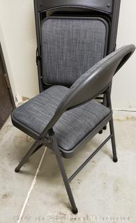 *NEW* Four Maxchief Deluxe Padded Folding Chair