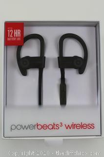 Beats by Dr. Dre Powerbeats3 In Ear Headphone - Black