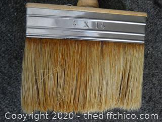 """Paint Brush 4"""" x 14"""""""