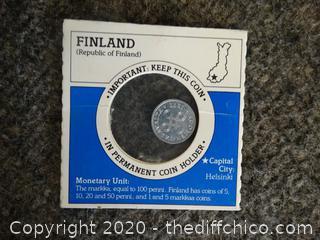 Finland 1 Penni