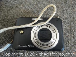 Camera Powers On