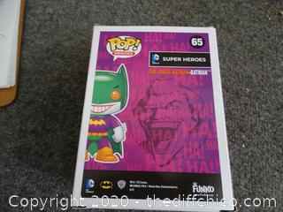 Pop Joker Batman -Batman