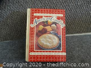 American Cooking Book