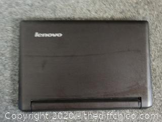 Lenovo Laptop NO Cord Unknown Contents unknown contents