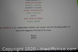 In the Studio Book