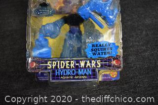 Spider-Man NIB Hydro Man