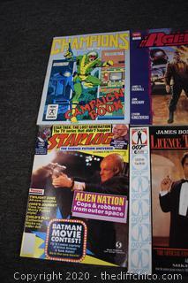 6 Magazines