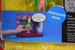 NIB Simpsons Professor Frink