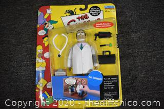 NIB Simpsons Dr Hilbert