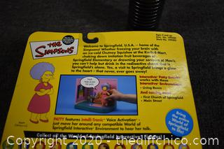 NIB Simpsons Patty Bouvier