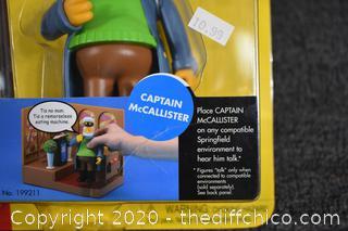NIB Simpsons Captain McCallister