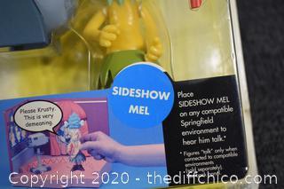NIB Simpsons Slideshow Mel