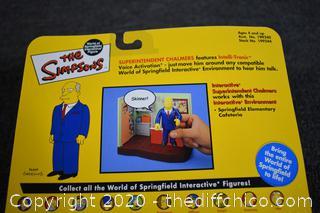 NIB Simpsons Super-Intendent Chalmers