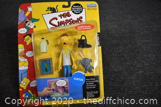 NIB Simpsons Cletus
