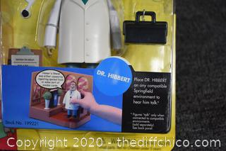 NIB Simpsons Dr Hibbert