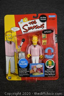 NIB Simpsons Troy McClure