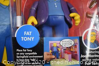 NIB Simpsons Fat Tony