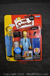 NIB Simpsons Herb Powell