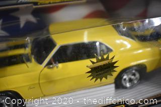 NIB American Muscle Car