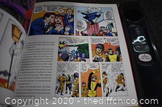 Stan Lee's Marvel Universe Book