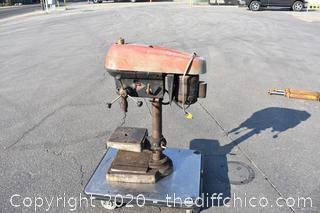 Cincinnati Royal Working Drill Press-need new switch