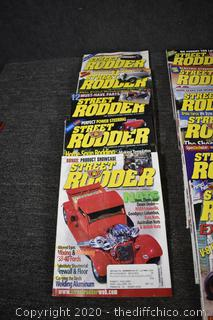 29 Street Rodder and More Magazines