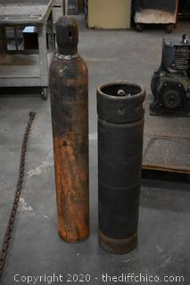 Oxygen and Settling Tank