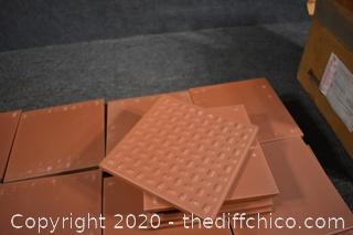 120 - 6in x 6in Tiles