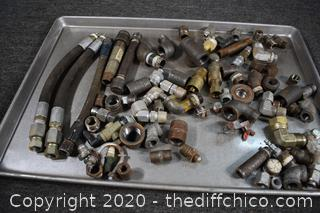 High Pressure Hose and Fittings