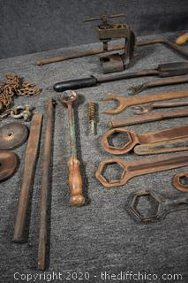 Lot of Vintage Tools