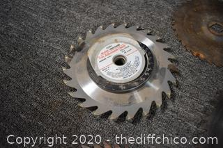 Mixed Lot of Saw Blades