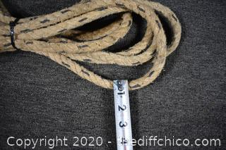 15ft Rope